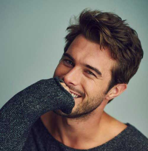 20 Attractive Hairstyles for Guys | Mens Hairstyles 2016