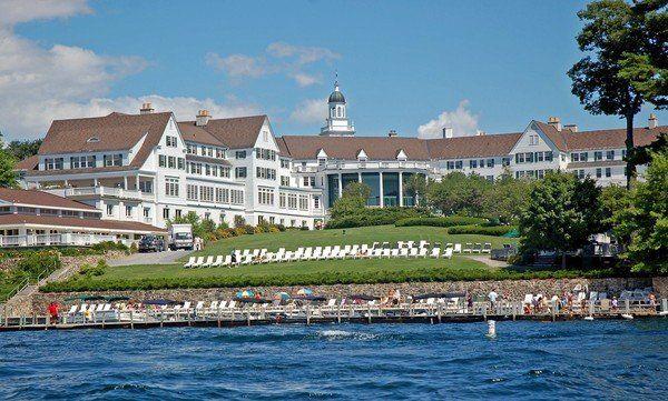 Top 10 grand hotels in the U S  | Lake George | Lake george