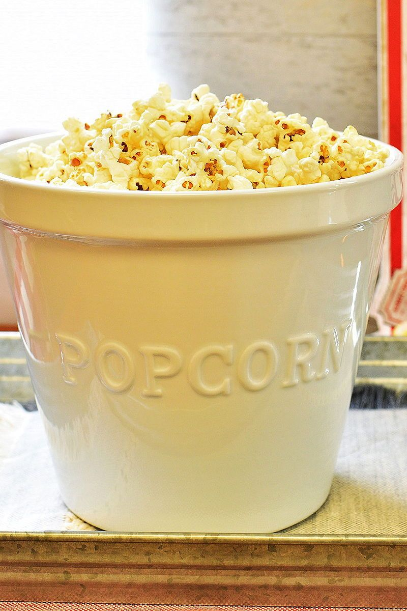 Better homes gardens large popcorn serve bowl walmart