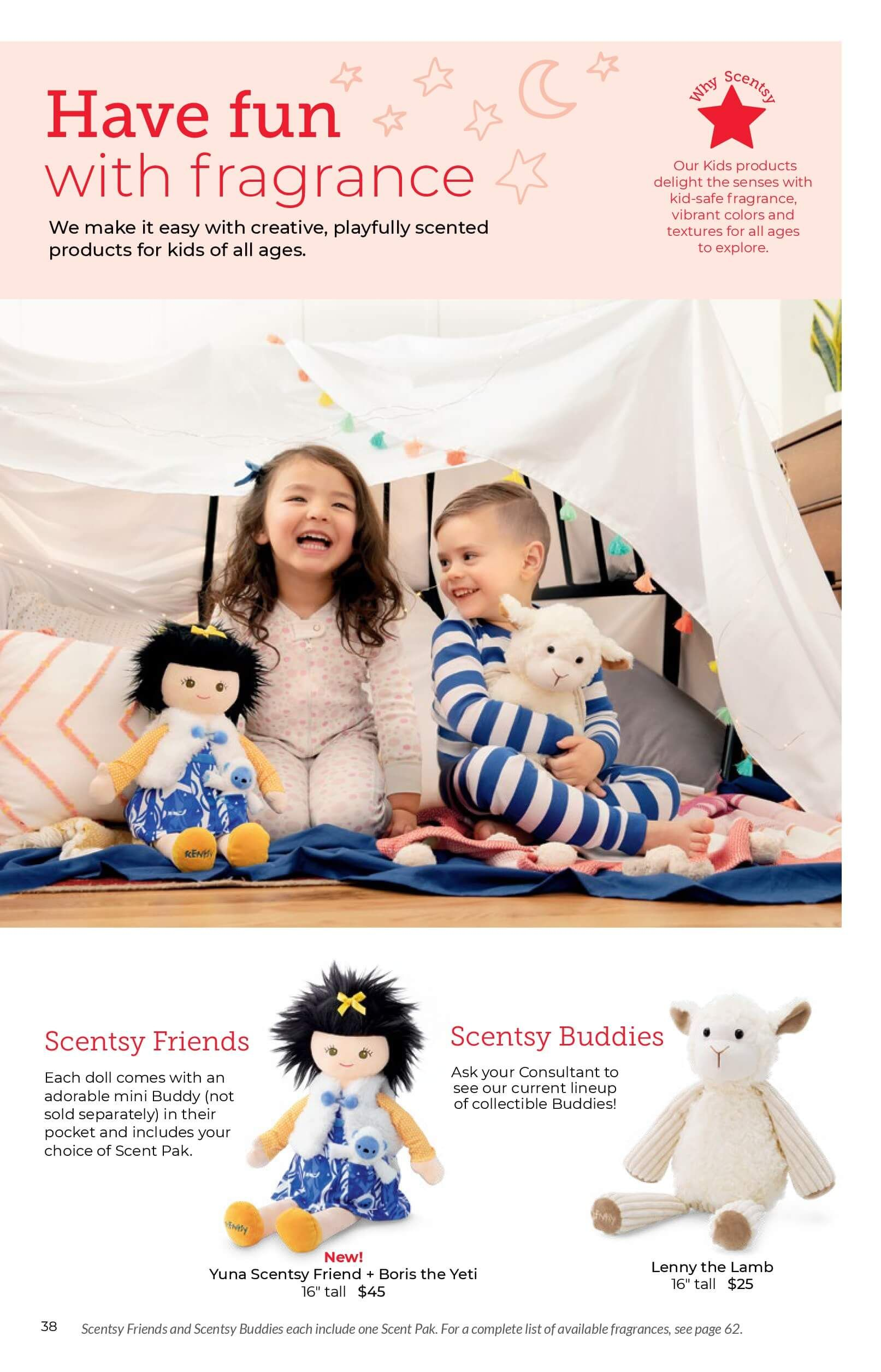 SCENTSY 2020 FALL WINTER CATALOG SLIDESHOW in 2020