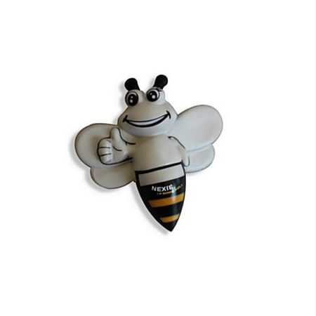 Personalised PU Stress Toys Bee