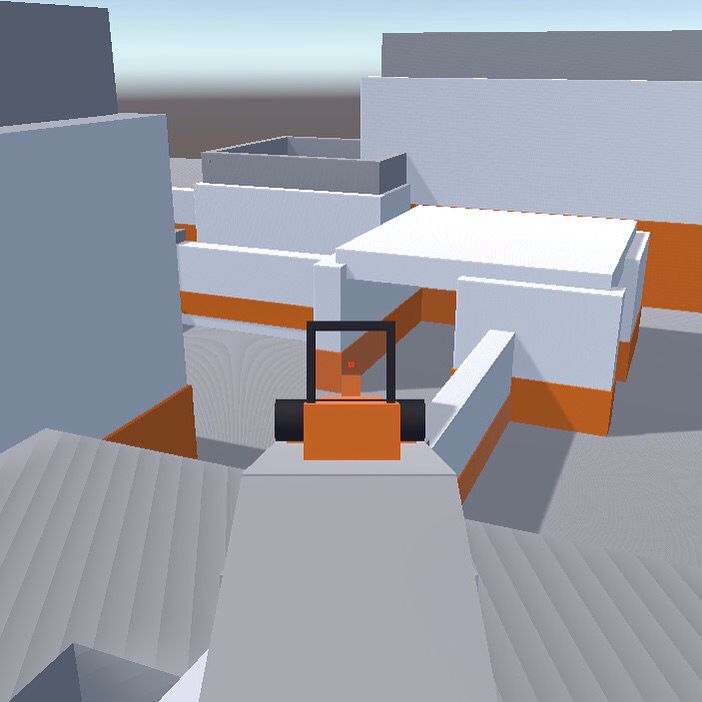 Screenshot Of Polywar A Multiplayer FPS Game Powered By