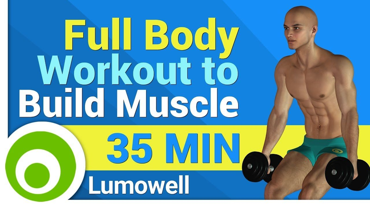 Full Body Workout to Build Muscle