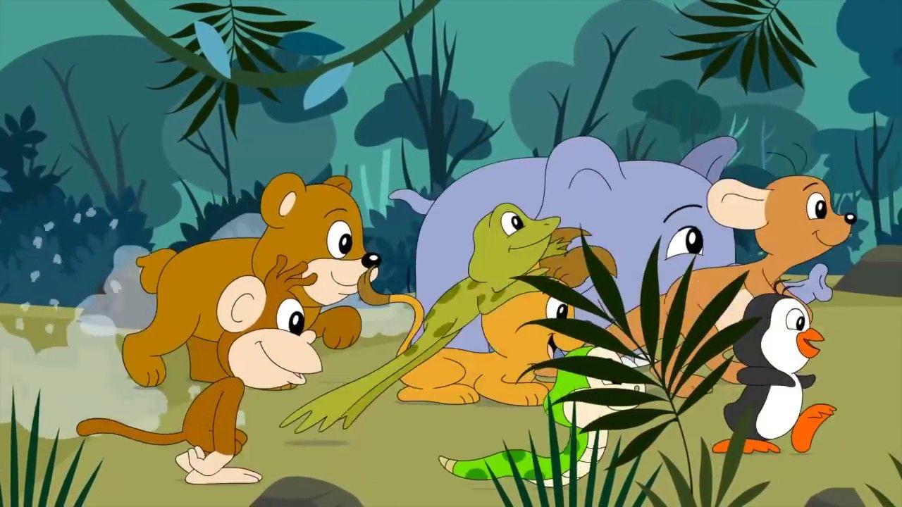 de dieren uit de dierentuin kinderliedjes minidisco