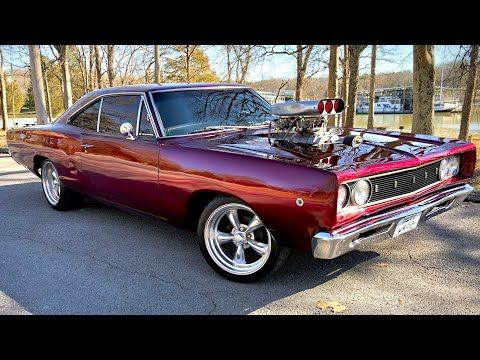 Test Drive 1968 Dodge Coronet SOLD for $22,900 Maple Motors