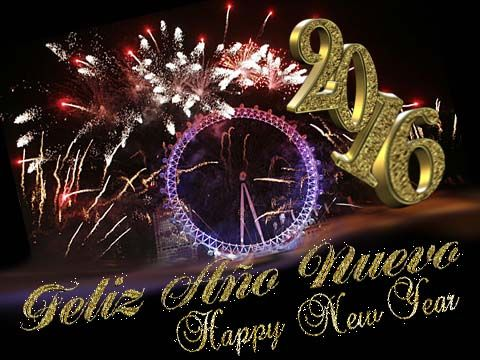 Feliz Ano Nuevo 2016 Buscar Con Google Happy Happy New Year Spanish Resources