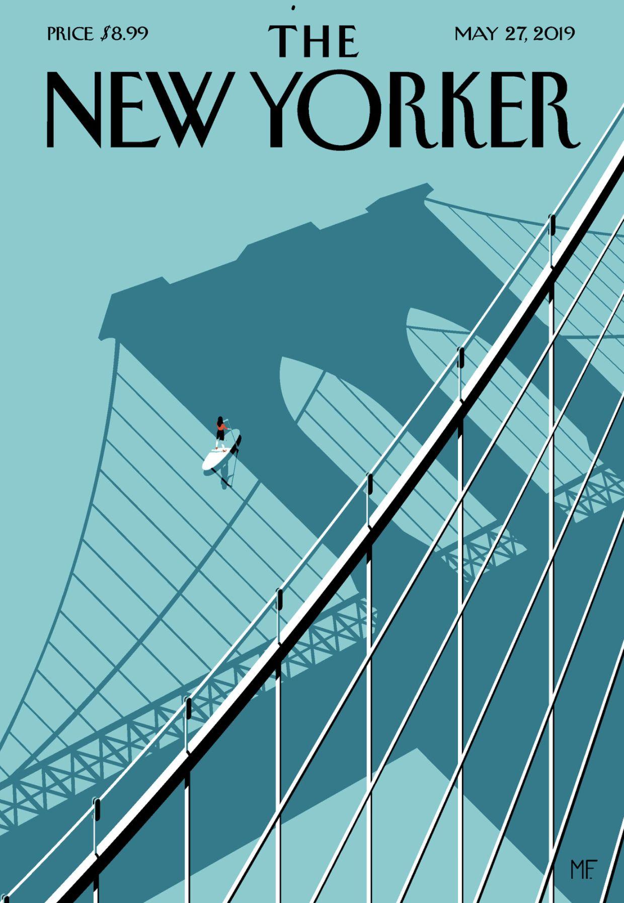 Épinglé par Liza Valantsevich sur журналы The new yorker
