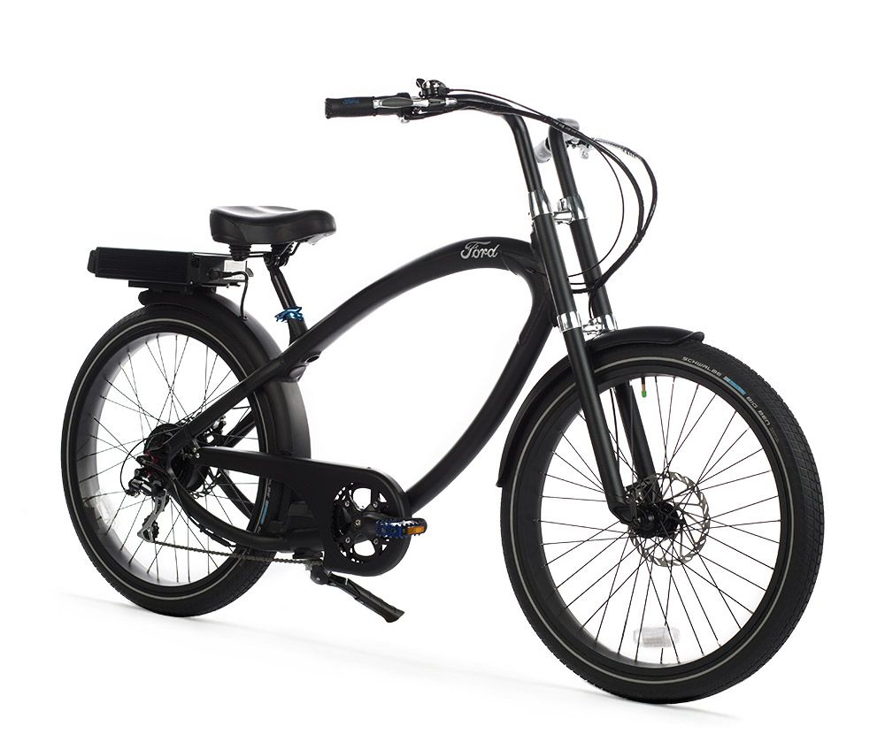 Ford Super Cruiser Official Ford Electric Bike Ford Electric