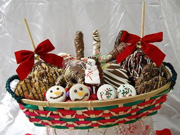 Tips to prepare the ideal christmas food hamper christmas food tips to prepare the ideal christmas food hamper forumfinder Images