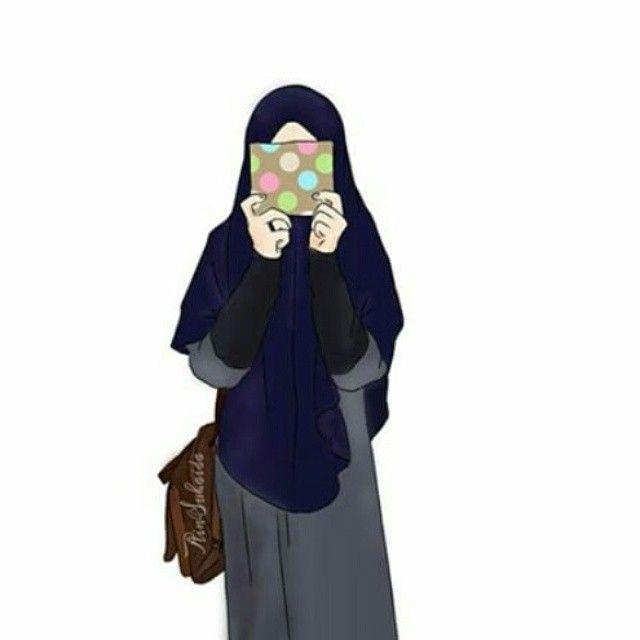 Cartoon Hijabers