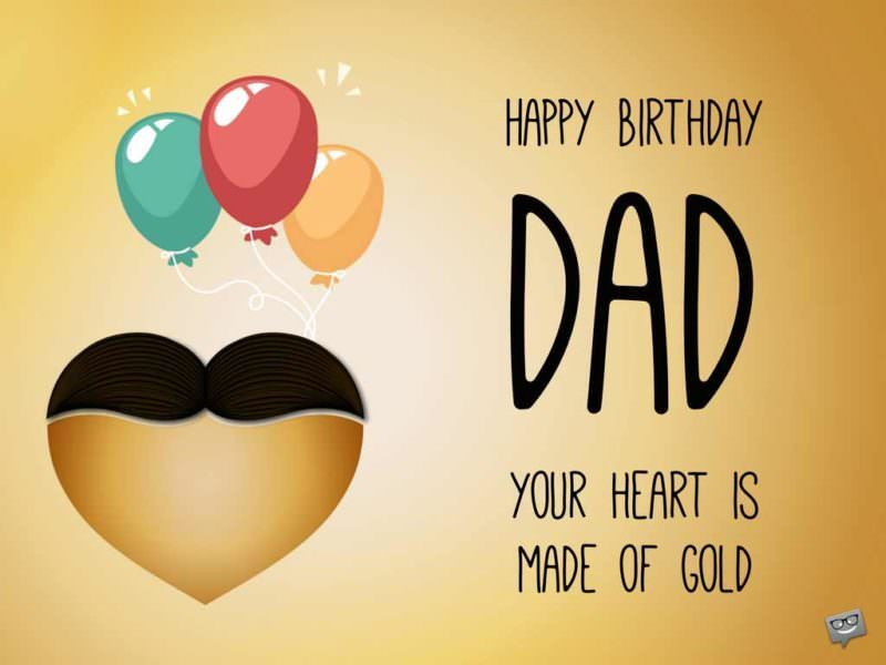 Birthday greetings for dad birthday wishes messages