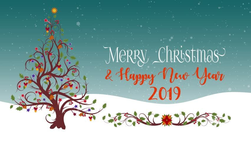Christmas And New Year Greeting Stock Footage Video 100 Royalty Free 1020565783