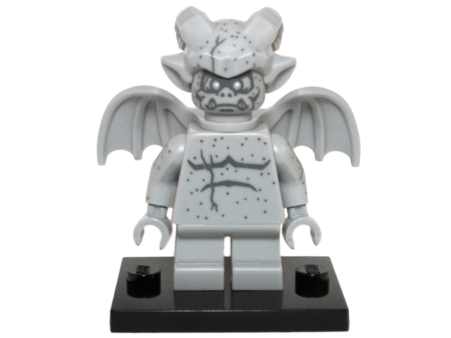New LEGO Minifigures Series 14 71010 Gargoyle