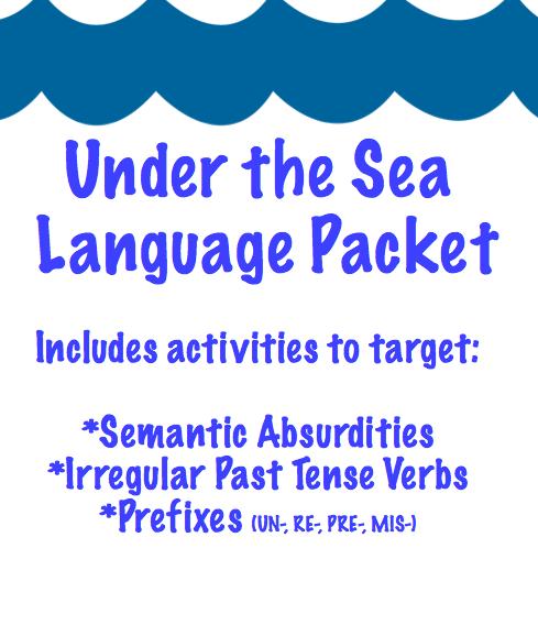 Ocean Activities To Target Semantic Absurdities Irregular