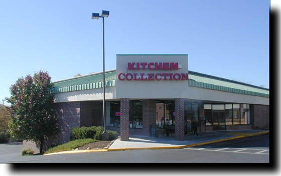 kitchen collection pigeon forge tn