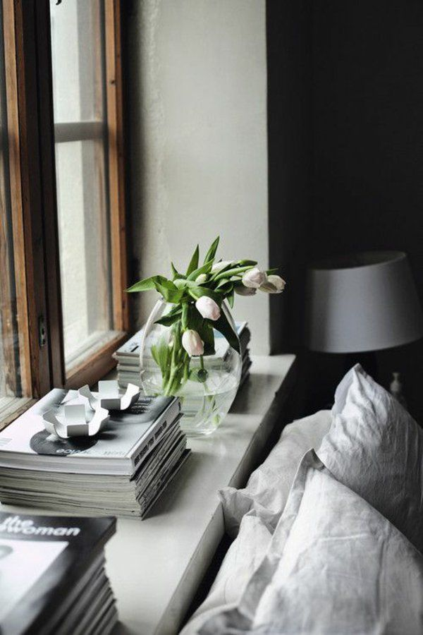 Fantastisch Fensterbank Deko   Stilvolle Deko Ideen Für Die Fensterbank