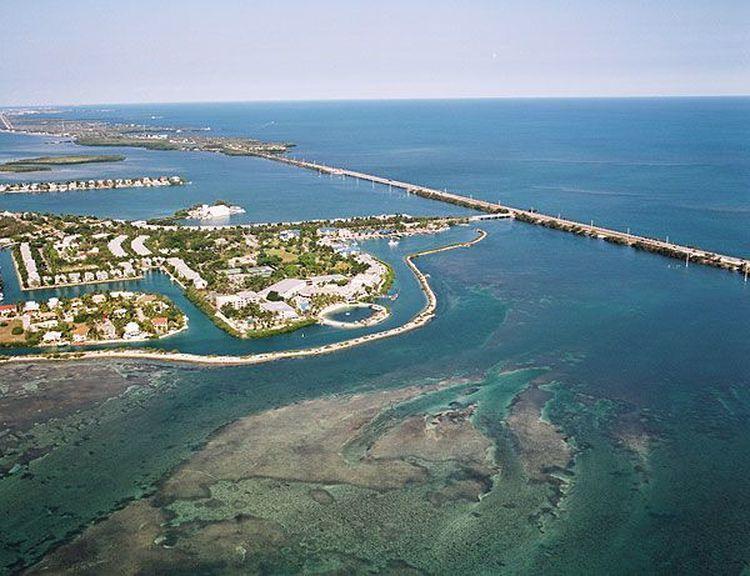 Florida keys romantic getaway