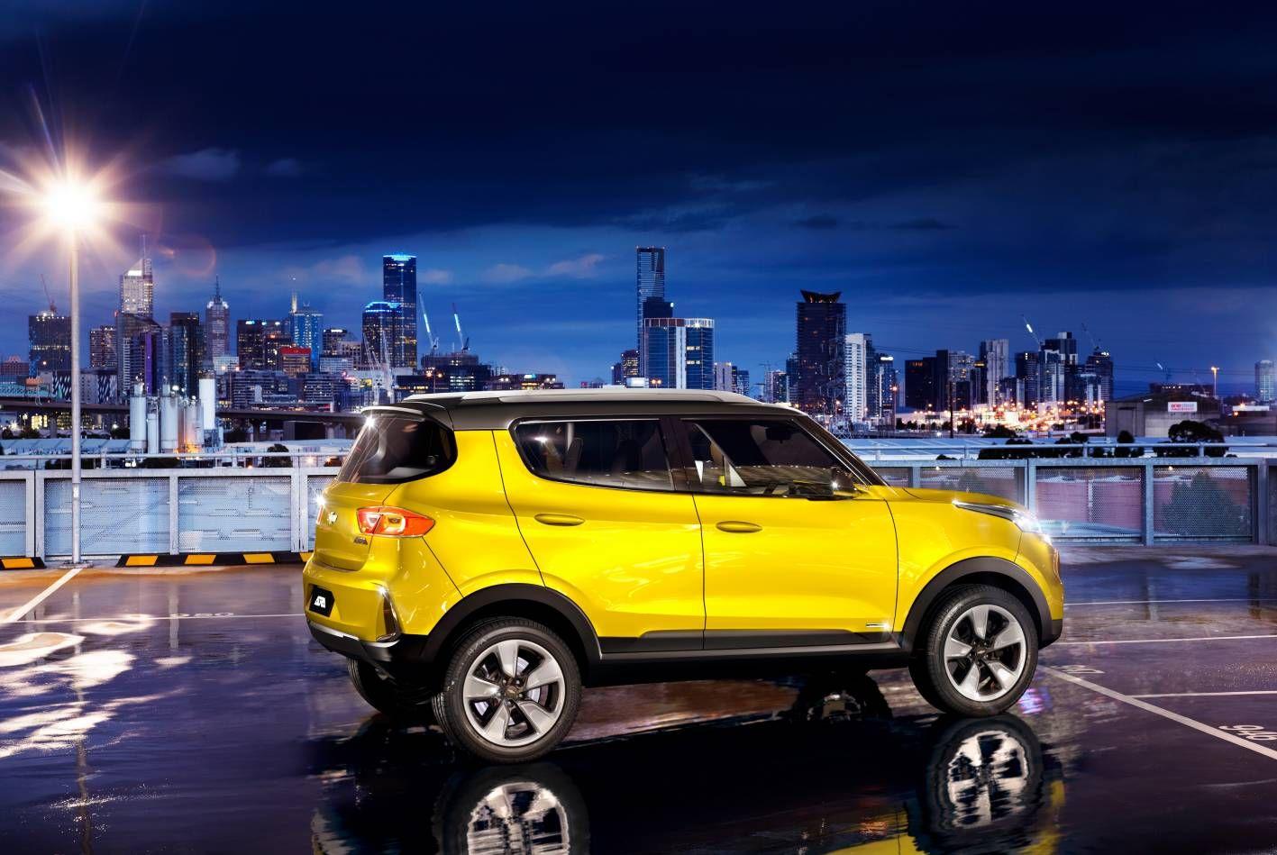 Chevrolet Cars News Chevrolet Adra Small Suv For India Carros