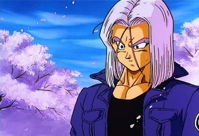 Future Trunks in Broly - The Legendary Super Saiyan ...