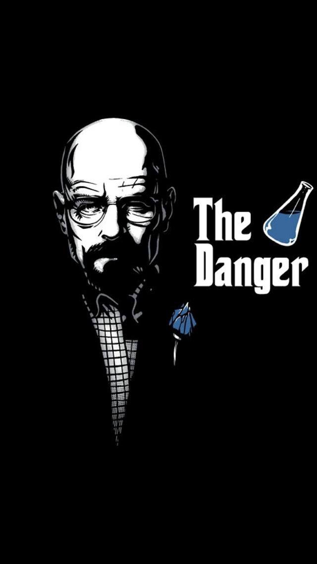 The Danger Breaking Bad Art Breaking Bad Breaking Bad Tshirt