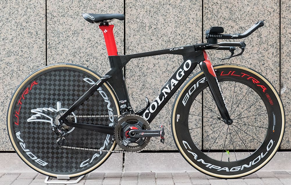80e5ccbca01 Here's a brief look at the time trial bikes teams are using in the 2017  Tour de France.