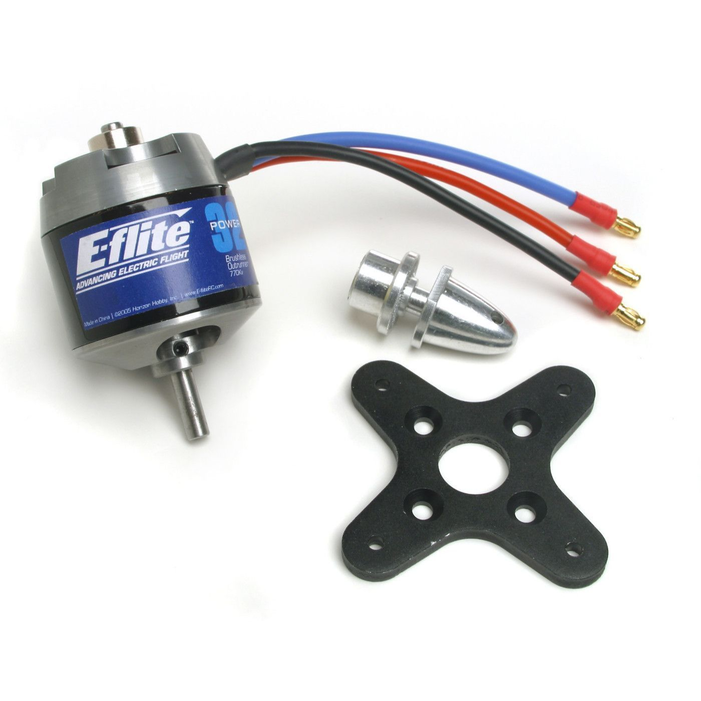 Power 32 Brushless Outrunner Motor, 770Kv