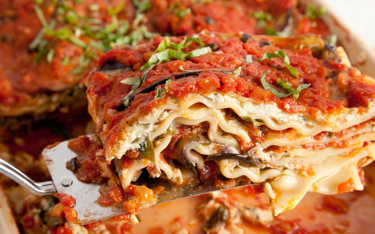 Vegan Lasagna Recipe Vegan Lasagna Recipe Vegan Comfort Food Lasagne Recipes
