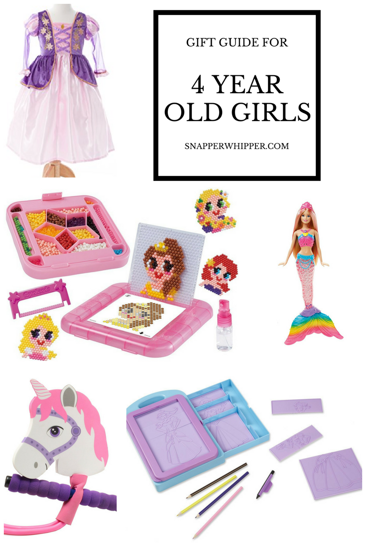 4 Year Old Girl Gift Guide Birthday Ideas