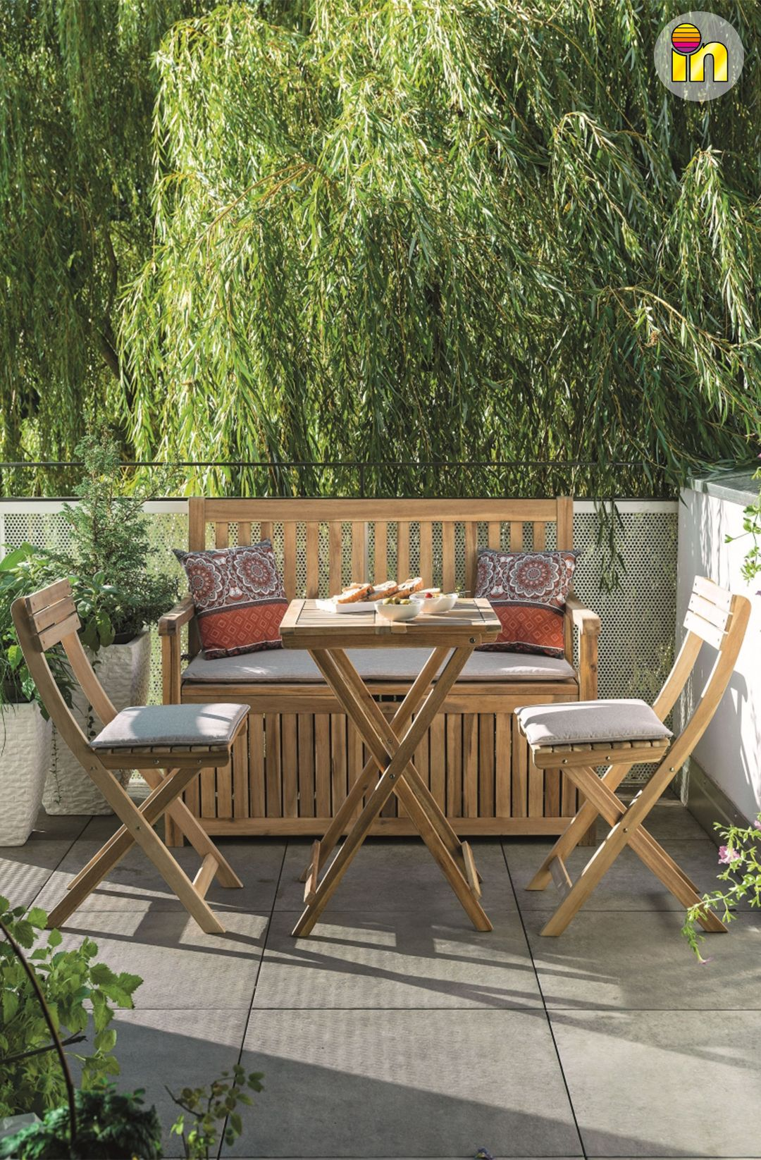 Gartenbank Set Helene Gartenmobel Holz Gartenmobel Und Garten