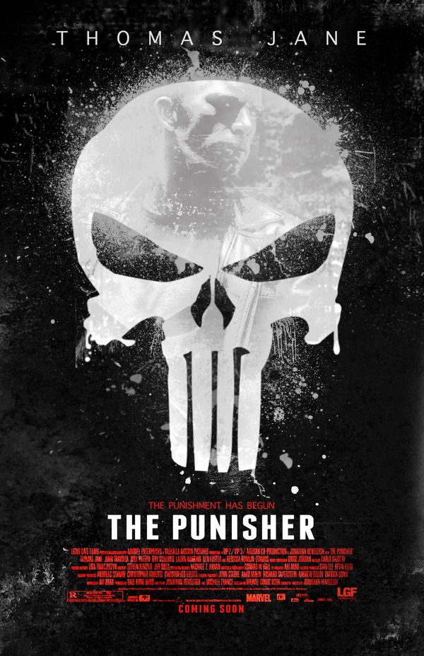 """The Punisher (""""O Justiceiro"""" in Brasil)"""