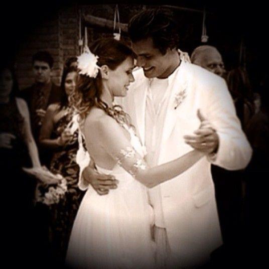 Vanessa se casou com Thiago Lacerda em 2001, com quem tem três filhos Cora, Gael e Pilar