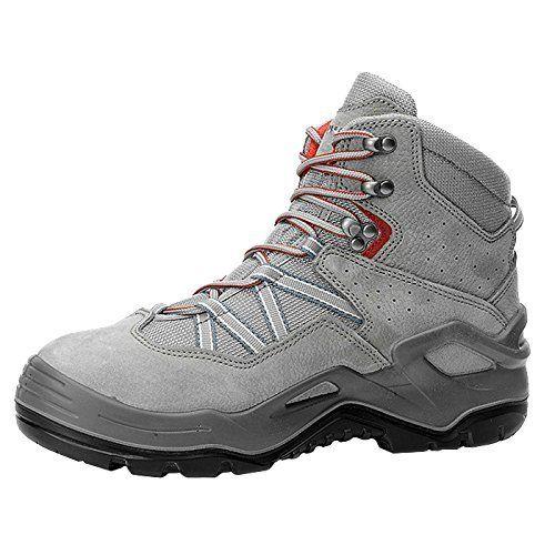 Elten 577142 Size 42 S3 Lowa Boreas Work GTX ST Mid Safety Boot MultiColour  by Elten