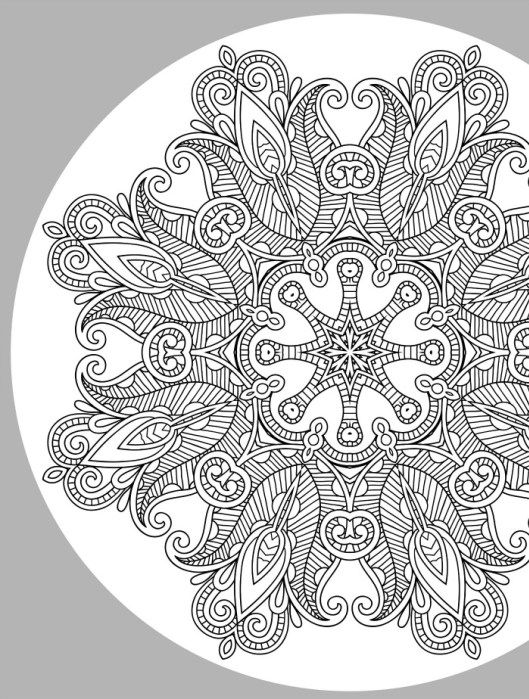 24 More Free Printable Adult Coloring Pages - Page 16 of 25 ...