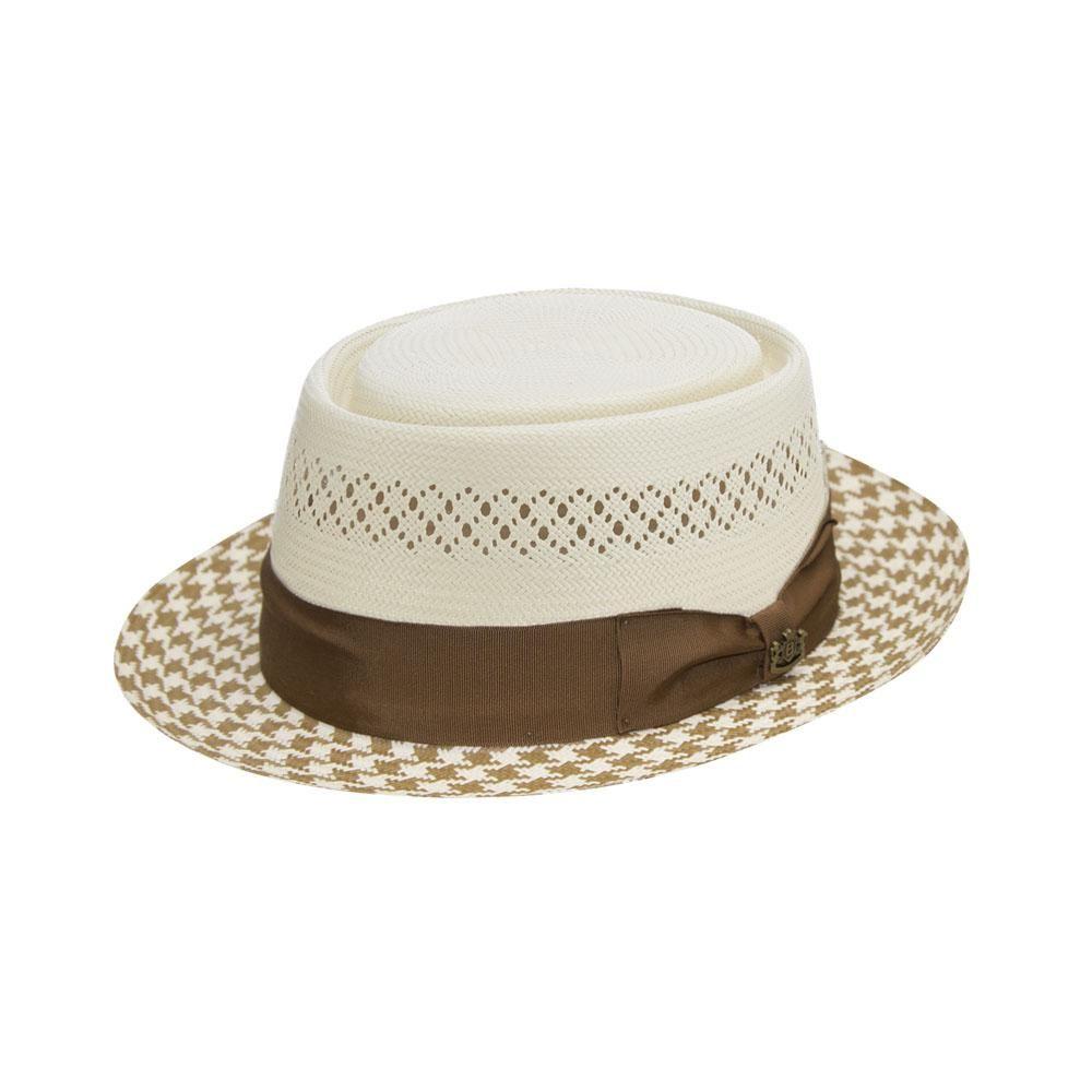 bc054647 Biltmore Straw Pork Pie- Miro   mens hats   Hats, Straw pork pie hat ...
