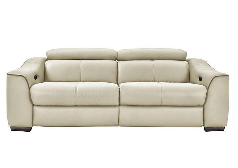 Elixir Seater Leather Recliner Sofa