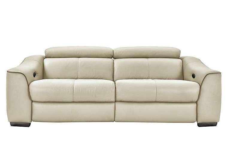 Elixir 3 Seater Leather Recliner Sofa | Диван | Leather sofa, Sofa ...