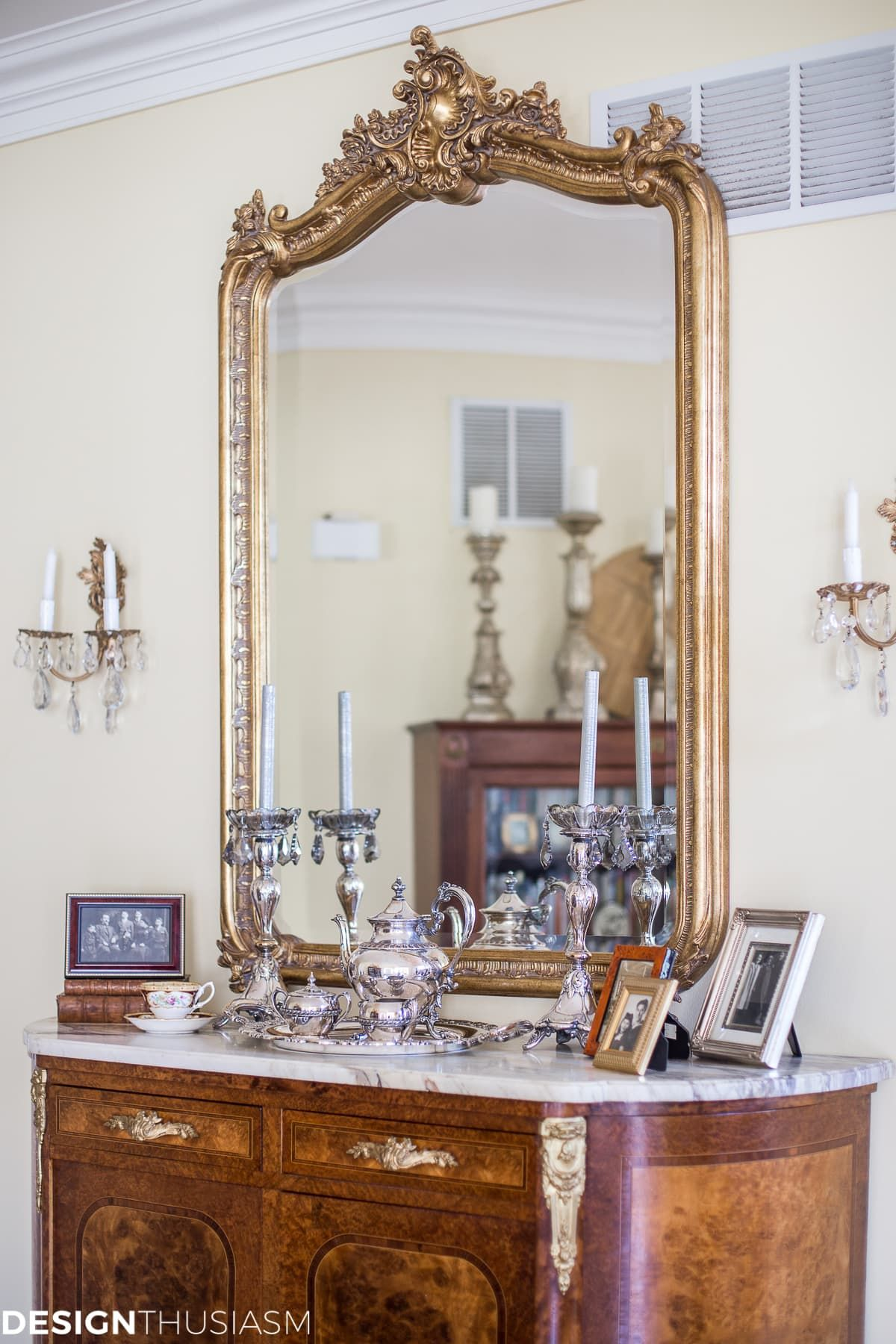 10 Ways To Save Money When Decorating With French Country