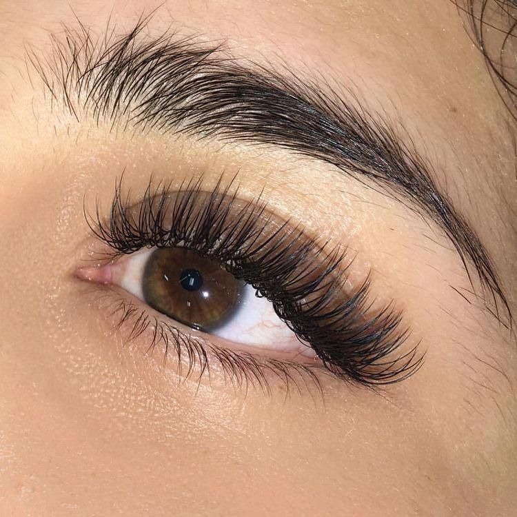 Eyelash Extensions Cost Lash Implants Beautiful