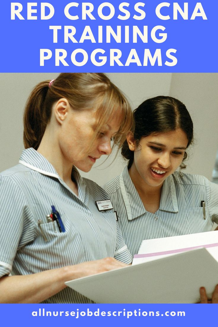 Red Cross Cna Training Programs Requirements Course Fee And