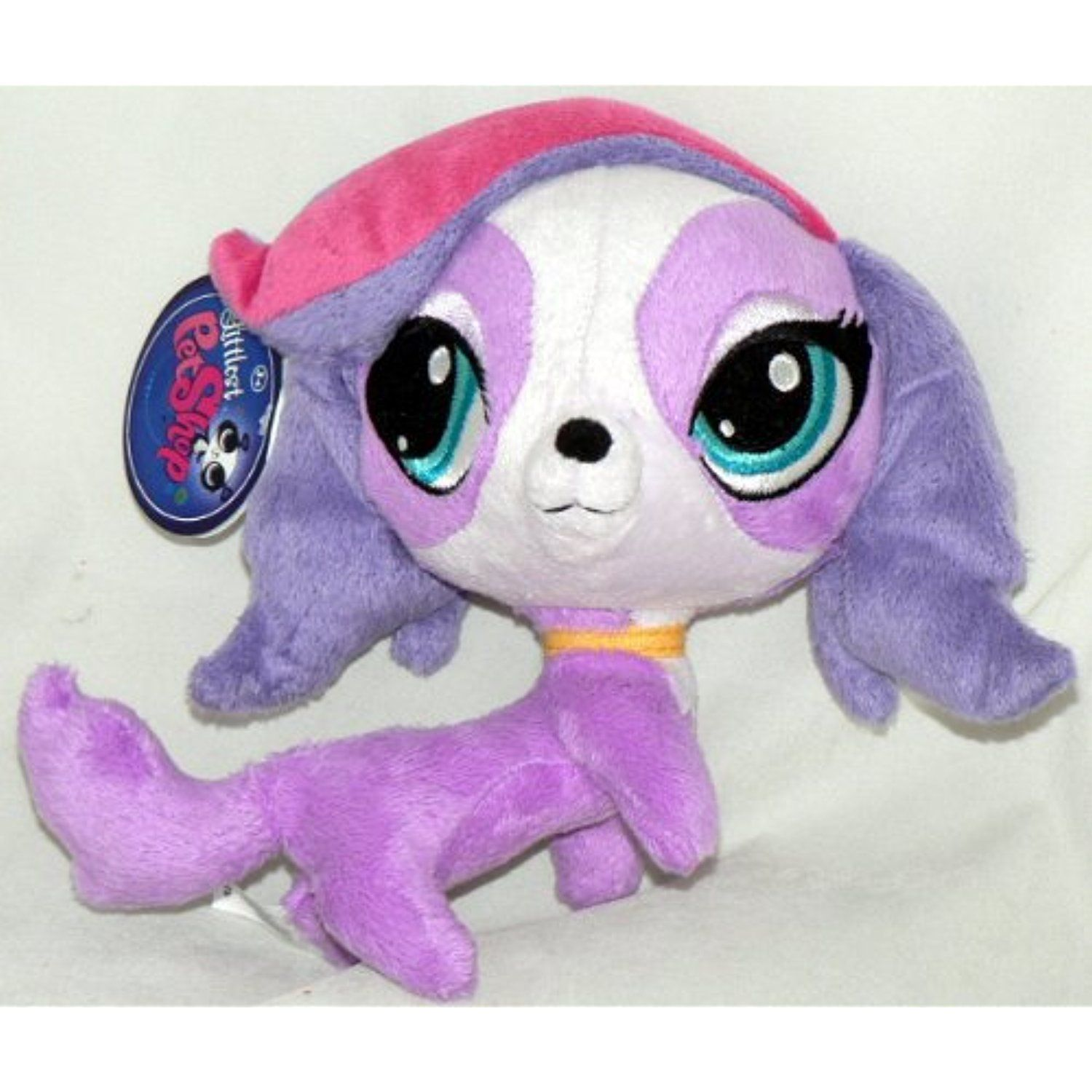 Littlest Pet Shop 6 Inch Plush Pet Figure Zoe Trent Dog Be Sure To Check Out This Awesome Product This Is An Affili Littlest Pet Shop Little Pets Pet Shop