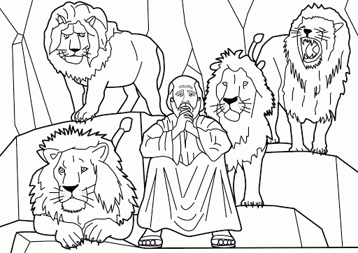 Google Image Result For Http Clipart Library Com Coloring Rcgy7pb4i Gif In 2020 Daniel And The Lions Bible Coloring Pages Sunday School Coloring Pages