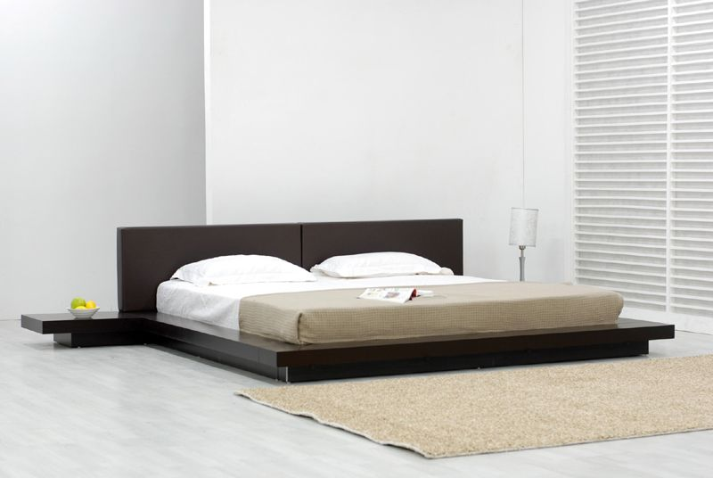 modern platform bed diy sets contemporary bedroom beds new categories including storage