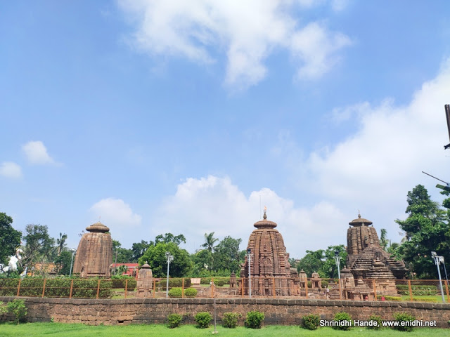 Temples of Bhubaneswar Old Town-History & Heritage - eNidhi India Travel Blog