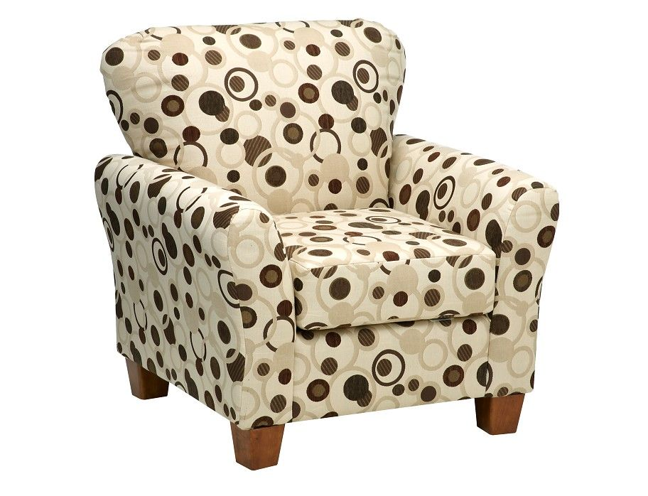 Slumberland Accent Chairs With Arms.Bradshaw Collection Mocha Accent Chair From Slumberland A