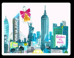 Nueva York By Juicy Couture.