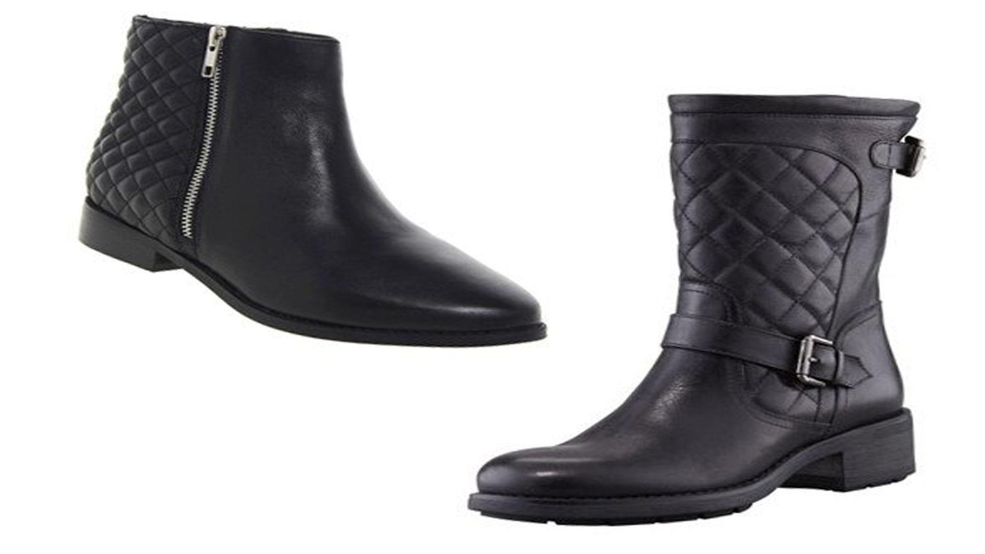 22 flat black boots to nab before they're gone
