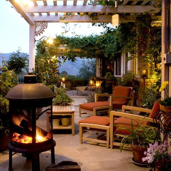 30 Small Backyard Landscaping Ideas On A Budget: 30 Fall Decorating Ideas And Tips Creating Cozy Outdoor