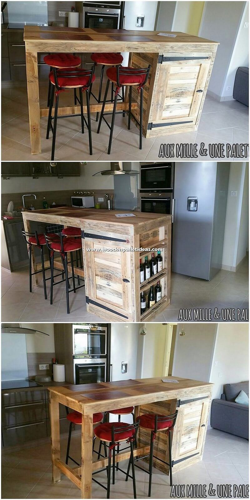 best ideas to reuse wasted shipping wood pallets pallet ideas rh pinterest es