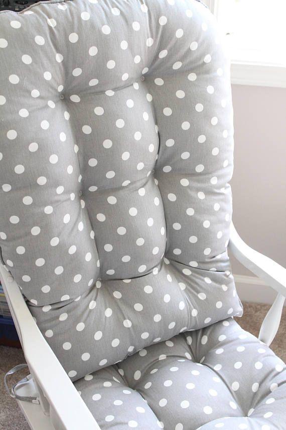 glider cushions rocker cushions rocking chair cushions glider rh pinterest es