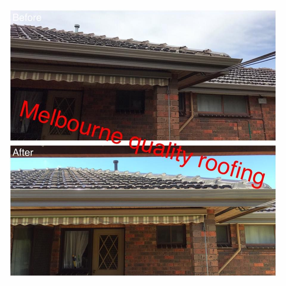 Melbourne Quality Roofing Is A Ultimate Provider For All Kinds Of Roof  Restoration And Roof